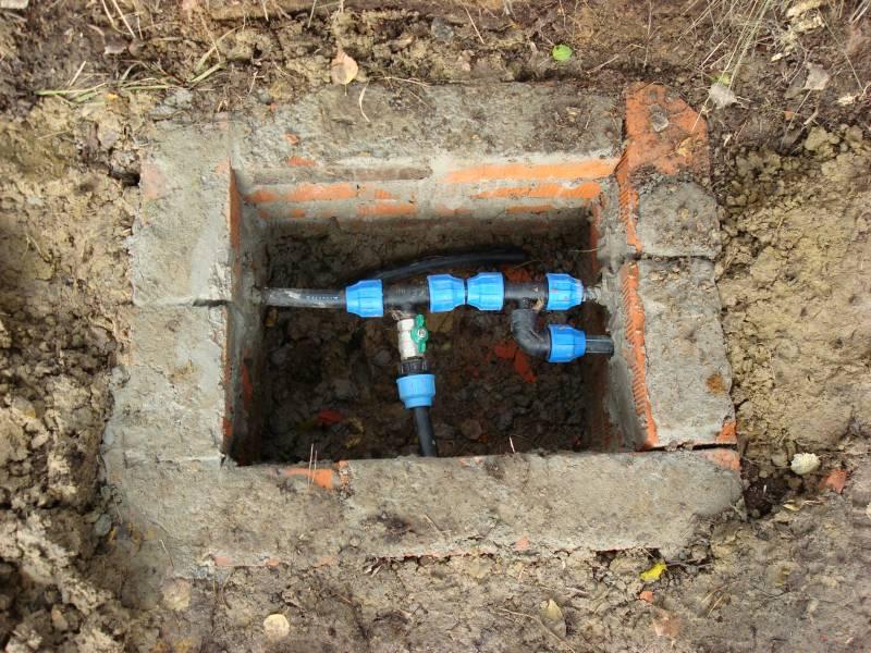 "Водопровод на даче своими руками - Форум строителей, дачников и садоводов ""Stroi Help"" - дом, дача, сад и огород."